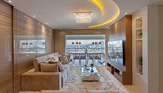 Encontre as melhores ideias e inspirações para casa. Apartamento Jundiaí por Designer de Interiores e Paisagista Iara Kílaris | homify