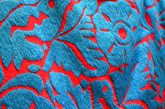 embroidery - bazaar sabado, mexico city