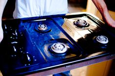 Gas Cooktop Removal and Install DIY
