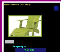 Modern Adirondack Chair Design 170911 - The Best Image Search