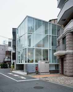 Life in spiral, Residential deisgn in Tokyo, 2012 by Hideaki Takayanagi