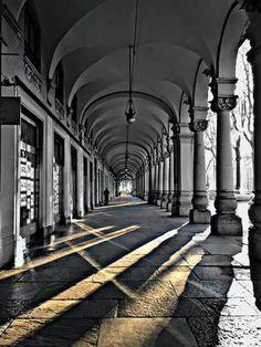 Corso Vittorio Emanuele II foto di Alessia Martin