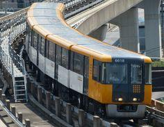 Japan Hiroshima Rapid Transit Japan 6000 series