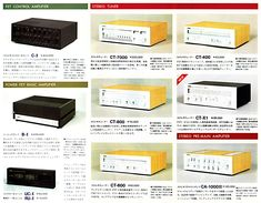 NATURAL SOUND COMPONENT Yamaha, Natural, Nature, Au Natural