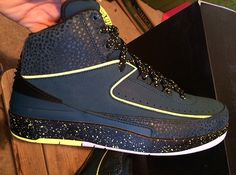 "Air Jordan 2 ""Night Shade"" (More Images) 