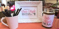 bridal shower date night gift - Google Search