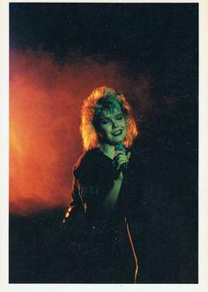Postcard, 1983.