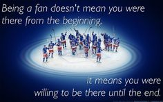 Hockey love.