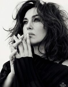 Monica Bellucci in Vanity Fair Spain