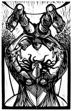 """Behold"" by Steve Prince"