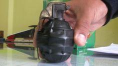 Decomisan granada y municiones en el muelle de Haina