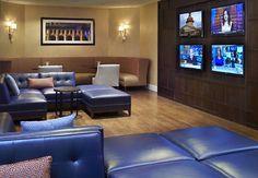 Marriott Columbia SC (blue seating)