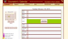 Sassy School Counselor: Counselor's Calendar- tracking your time to meet ASCA standards
