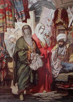 amedeo preziosi shopping « Amedeo Preziosi « Artists « Art might - just art New Artists, Great Artists, Empire Ottoman, Academic Art, Soul Art, Historical Art, Arabian Nights, Islamic Art, Indian Art