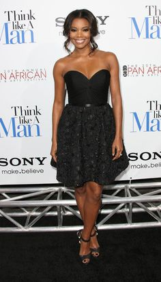 Gabrielle Union why is she so gorgeous??