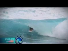 Kelly Slater (USA) Gets Barreled and John Florence (HAW) Shreds Sunset Beach: Vans World Cup 2012