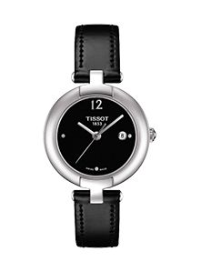 Tissot Ladies T-Lady Pinky Leather Strap Watch from House of Watches. Shop our Tissot collection with next day delivery. Army Watches, Big Watches, Cool Watches, Watches For Men, Swiss Made Watches, Expensive Watches, Digital Watch, Stainless Steel Case, Jewelry Watches