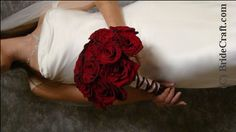 DIY wedding bouquet... this site is AMAZING for brides who want to save money and do it themselves!