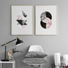 17 Best Minimalist Wall Decor Ideas For Amazing Home Interior Design - futurian Minimalist Bathroom Design, Modern Bedroom Design, Minimalist Home, Home Interior Design, Family Wall Decor, Home Wall Decor, Abstract Wall Art, Wedding Decor, Home Goods