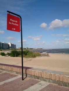 La playa a dos cuadras salva vidas