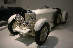 1929 Mercedes-Benz Type SS (W06) roadster