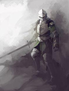 20120804, the knight by QuintusCassius.deviantart.com on @DeviantArt