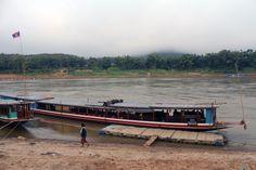 Лаос: круиз по Меконгу