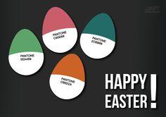 #easter #pantone #happy #colors #design #wktm