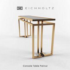 models: Table – EICHHOLTZ Console Table Palmer Çocuk Odası – home accessories Iron Furniture, Steel Furniture, Industrial Furniture, Table Furniture, Luxury Furniture, Modern Furniture, Furniture Design, Futuristic Furniture, Plywood Furniture