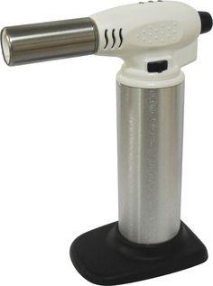 Mini Maçarico A Gás Recarregável Com Acendimento Automático - R$ 159,90 no MercadoLivre