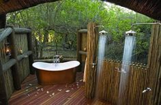 Outdoor Shower Ideas | 25 Fabulous Outdoor Shower Design Ideas | Daily source for inspiration ...