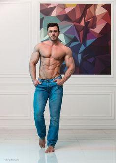 Stepan Pereverzev / Macho / Hunk / Muscles