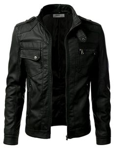 URBAN K Faux Leather Jacket Urban Knight Jacket is part of Leather jacket men - URBAN K Faux Leather Jacket The detachable hood makes this jacket so versatile that, you can go from casual hang out to a date night in this trendy jacket Men's Leather Jacket, Faux Leather Jackets, Leather Men, Men's Jacket, Custom Leather, Leather Cord, Bomber Jacket, Black Leather, Style Casual