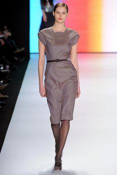 Carolina Herrera - Fall 2011 Ready-to-Wear