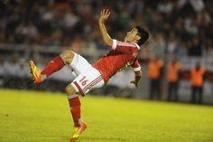 """""""Chino"""" Rojas #River #Zurdo #16"""