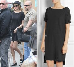 Out and about | New York City, NY | May 6, 2014 Thanks nevereverlikeever! T by Alexander Wang 'Classic Jersey T Shirt Dress' - $105.00 True to the minamlist stylings of Alexander Wang, this simple...