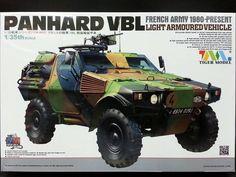 PANHARD VBL TIGER MODELS