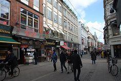 Østergade street- Copenhagen