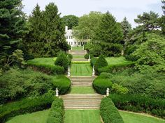 Public Gardens in NJ   Featured Garden: Greenwood Gardens in Short Hills, NJ   Spring 2009 ...