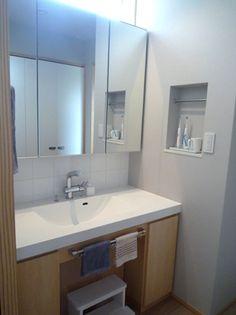 Washroom, My House, Mirror, Interior, Furniture, Home Decor, Dining, Water, Bath