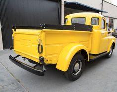 1949 Dodge Pilot House Truck *Completely Restored* MINT CONDITION Dodge Pickup Trucks, Custom Trucks, Pick Up, Mopar, Cars For Sale, Pilot, House, Vintage Cars, Yellow