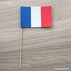 Citrus Spice and Travels: French Flag ~Tour de France Bostik Challenge