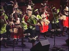 THIS LITTLE LIGHT OF MINE :: AFRICAN CHILDRENS CHOIR {4:38}