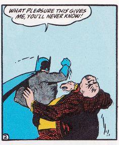Batman, badass since 1939