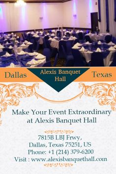 Hotel Alexis North Dallas Banquet Hotel in Park Central is largest meeting & convention space for corporate groups, wedding receptions. Get attractive North Dallas Park Central Wedding Package Hotel Website Design, Hotel Meeting, Ballrooms, Dallas Wedding, Wedding Receptions, Anniversary Parties, Central Park, Banquet, Hotels