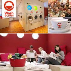 'Wash & Coffee' ซักผ้า+สภากาแฟ ส่วนผสมหอมกรุ่นของชุมชนยั่งยืน