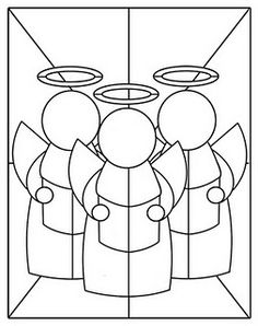 SAVED - stained glass patterns for free: November 2011 Stained Glass Patterns Free, Stained Glass Designs, Stained Glass Projects, Mosaic Patterns, Stained Glass Studio, Stained Glass Angel, Stained Glass Christmas, Mosaic Glass, Fused Glass