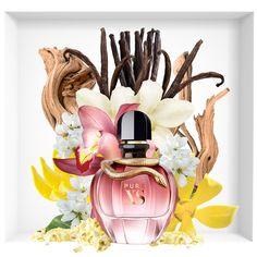 new Pure XS perfume for women! Paco Rabanne Pure XS For Her perfume popcornPaco Rabanne Pure XS For Her perfume popcorn Paco Rabanne, Anuncio Perfume, Vanilla Perfume, Long Lasting Perfume, Best Perfume, Popcorn, Dolce E Gabbana, New Fragrances, Perfume Collection