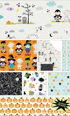 Halloween Magic by Bella BLVD for Riley Blake Designs