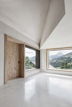 simplicity love: La Pedevilla Holiday House, Italy | Pedevilla Architekten